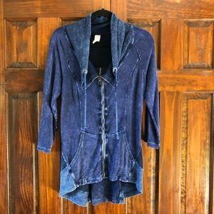XCVI Zip Jacket